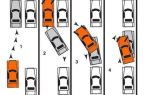 Как правильно парковаться между автомобилями