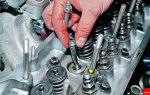 Как поменять маслосъемные колпачки