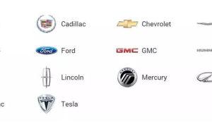 Американские марки машин: подробный список с фото