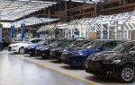 Какие автомобили собирают в россии