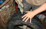 Можно ли восстановить шипы на зимней резине своими руками